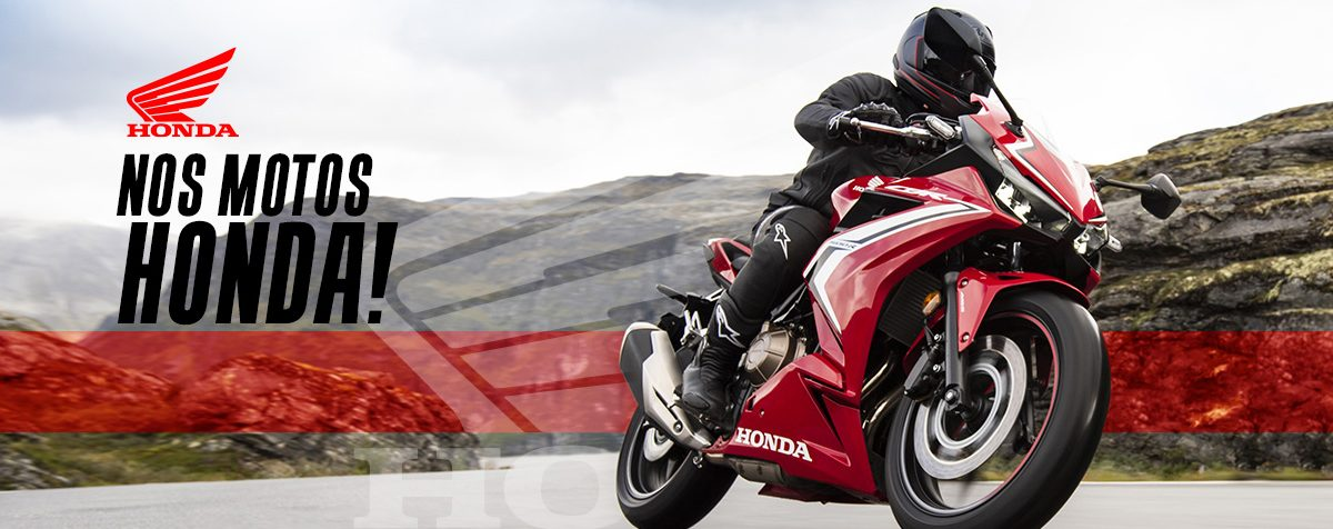 Moto Honda neuves